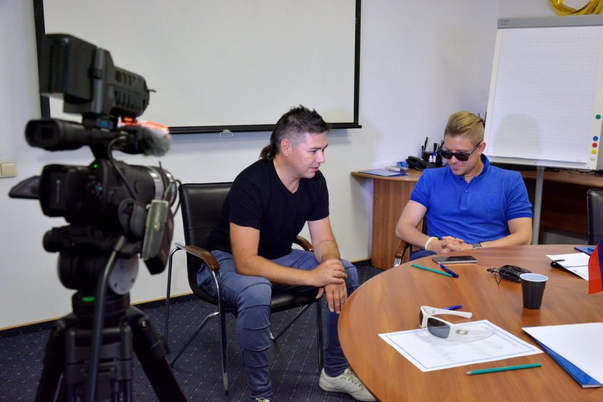 Интервью с Митей Фоминым